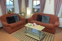 Ferienwohnung Maiglöckchen 2 - Couch