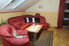 Ferienwohnung Sternenhimmel 3 - Wohnzimmer