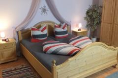 Ferienwohnung Morgenrot 4 - Schlafzimmer