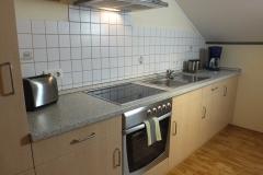 Ferienwohnung Sternenhimmel 2 - Küche